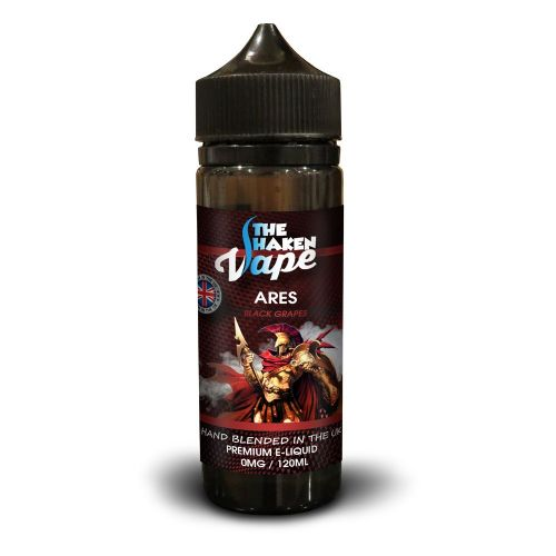 Ares 120ml Shortfill Eliquid